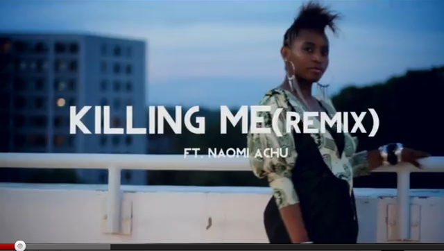 Killing me Remix Myra Ft  Naomi Achu