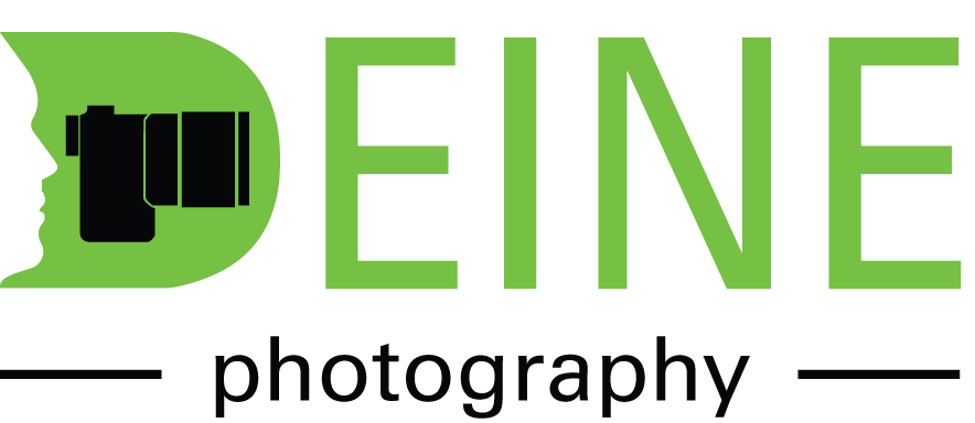Deine Photography Logo Without Tagline