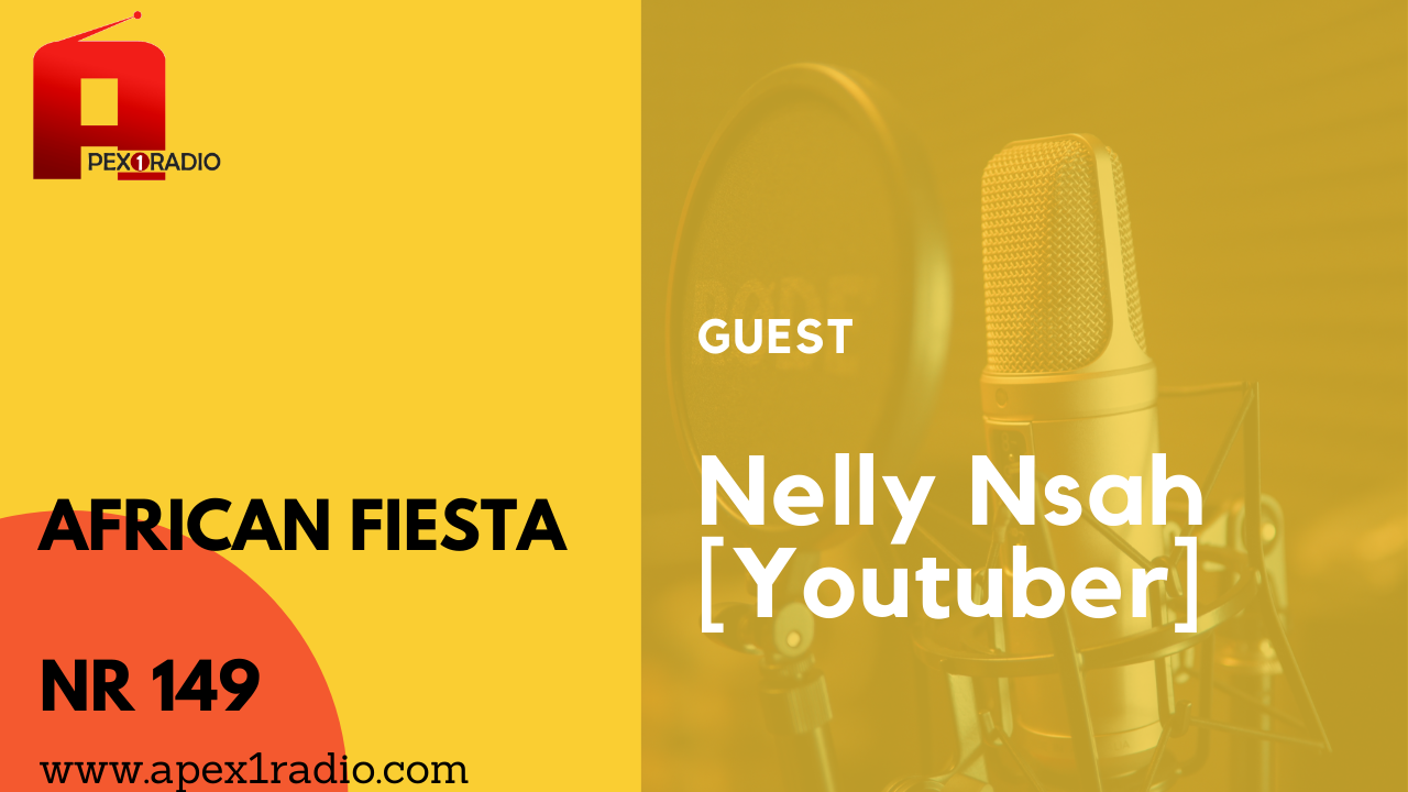 Nelly Nsah_Youtuber