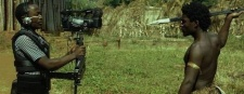 Zintgraff comes to CRTV