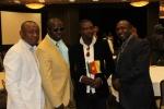 USA: Cameroon shines at NAFCA awards