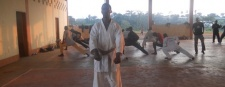 African martial arts: Lien Du Sang in gestation