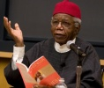 Ernest Kanjo's farewell to Chinua, the giant Achebe