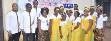 Bertoua: Orphans gratify Chris Fomunyoh in touching melody