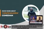 CNN-WAKANDA COMEDY MASTERPIECE MEET SAMA BABILA CARLSON