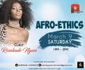 Apex1radio: Afro Ethics with Guest  Roselinde Ngozi