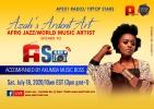 AZAH'S AMAZING ART
