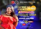 Gospel Music- Emmanuela Fumeh Presents new single