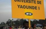 Yaounde University band booms