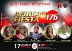 African 176 on Apex1Radio