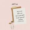 Poetry: ART-ist
